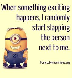 Thursday Minions Funny images (02:33:50 PM, Tuesday 17, November 2015 PST) – 10 pics