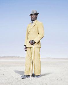 Herero tribe of Namibia - Jim Naughten