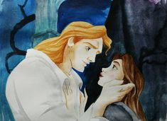 The Beauty and the Beast by Najal on DeviantArt