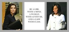 Quote Lady Scandal The good wife