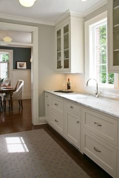 Benjamin Moore Stonington Gray Design Ideas, Pictures, Remodel, and Decor