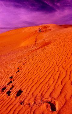 Sand dune, Hoa Thang, Luong Son, Binh Thuan, Vietnam