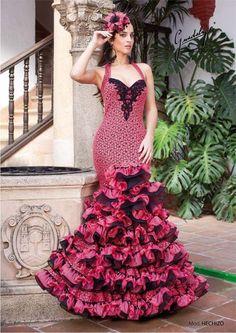 flamenco dress from Boutique del Torero