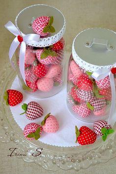 mmmm.....yummy strawberries....
