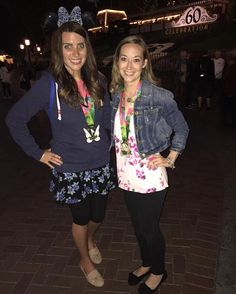 Finally got to meet Hannah at Disneyland! by belle898