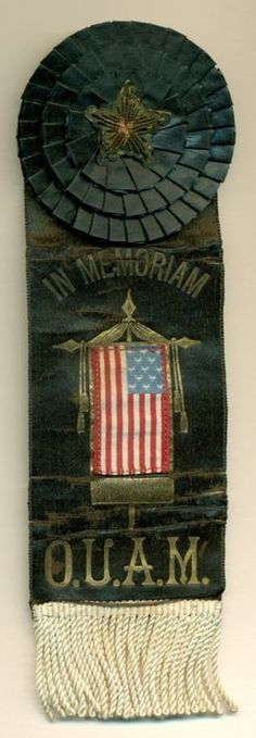 mourning ribbon