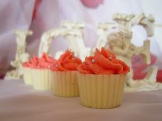 Erdbeerlimes-Pralinen