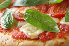 Margarita Pizzas - Make some simple Meal Magic with this delicious recipe from Reynolds Kitchens.