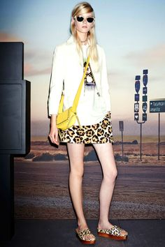 Coach Collection S/S 2015 look 17 - The Cut