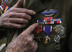 BOGUS! Our #veterans earn these medals through blood, sweat & tears - no one has the right to abuse the honor