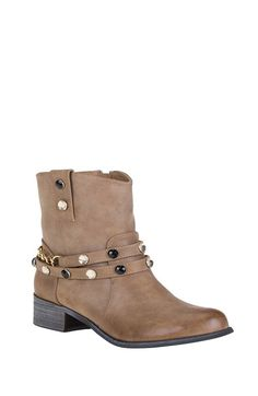 Strappy Boots  http://jessyss.com/shoes/ankle-boots/1025501716.html?barva=
