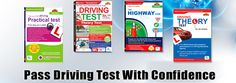 Prepare driving test with the latest resource materials and pass your driving test with confidence. Driving Theory Test, Driving Test, Theory Test Questions, Hazard Perception Test, Study Materials, Confidence, Coding, Books, Libros