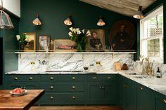 44 besten Küchen unter Dachschrägen, klar geht das :-) Bilder auf ...