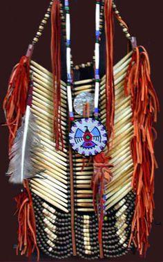 Native Art : Breastplate