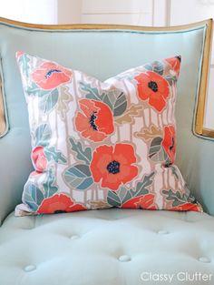 Poppy+Pillow