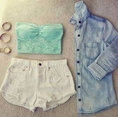 Want To Wear, Perfect Summer Fashion