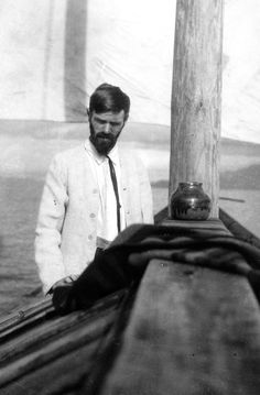 D H Lawrence in Mexico