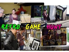 Retro Video Game Hunt - RARE Video Games right here! (TheGebs24)