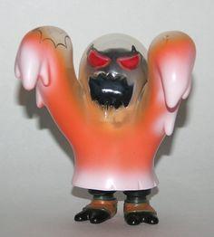 Secret Base NY Halloween Obake Ghost  http://www.viciousfun.com/kaiju/secret-base.html