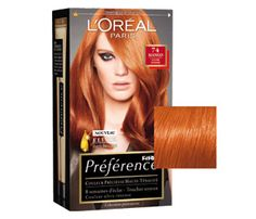 Mango - Cuivré intense Loreal Hair Color Red, Loreal Hair Color Chart, Red Hair Color, Garnier Hair Color, Short Grunge Hair, Hair Length Chart, Shot Hair Styles, Copper Hair, Sally Beauty