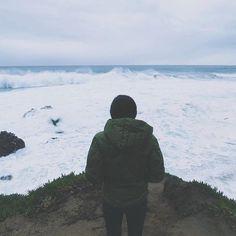 A stormy morning in Big Sur  #travel #adventure #roadtrip #california : @mac_hugh
