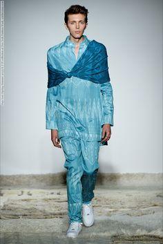 Baja East (Spring-Summer 2015) R-T-W collection at New York Fashion Week  #AlewyaDemmisse #AnnelotdeWaal #AxelBorowska #BajaEast #CarlyMoore #DaniWitt #DashaGold #EmilyAstrup #GizeleOliveira #Hollie-MaySaker #LeraTribel #LiekevanHouten #MarinaKrtinic #NewYork #NikaCole #TessaBennenbroek