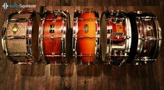 Our snare collection