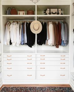 5 Tips to Keeping A Clean Closet Room Closet, Master Closet, Master Bathroom, Closet Space, Window Maker, Best Hangers, Big Closets, Open Closets, Benjamin Moore White