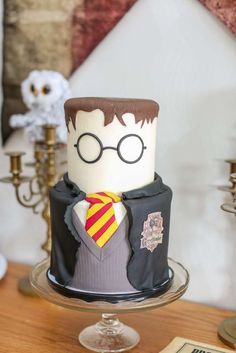 Wesley's Harry Potter Themed 12th Birthday Party | CatchMyParty.com