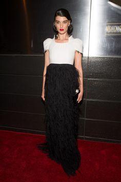 Crystal Renn's Unstoppable Red Carpet Style | stylebistro.com