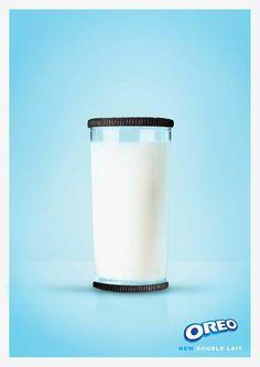 """Oreo - """"New double lait""""  10 + 10 tra i migliori ADV di Marzo - Koalo"""