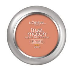 I have the True Match™ Blush in Baby Blossom from L'Oréal Paris. Very pretty color.