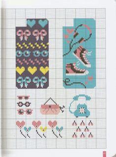 ru / Фото - Mini motifs et personnalisation de smartphones avril 2013 - NINULYKA Cross Stitch Boards, Cross Stitch Bookmarks, Mini Cross Stitch, Cross Stitch Heart, Cross Stitch Alphabet, Modern Cross Stitch, Cross Stitching, Cross Stitch Embroidery, Cross Stitch Patterns