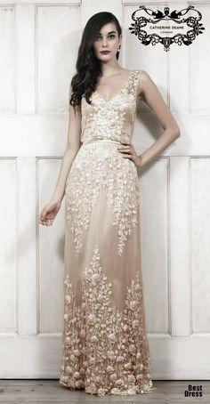 Fabulosos vestidos largos elegantes de moda | Vestidos 2015