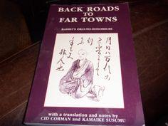 Back Roads to Far Towns: Basho's Travel Journal Back Road, Japanese Language, Haiku, Roads, Journal, Writing, Amazon, Travel, Amazons