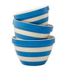 Cornishware pudding basin