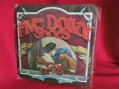 Five Dollar Shoes Vintage Vinyl Album, 1972 by trackerjax on Etsy
