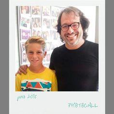 Albert desde el Photcall de Marbella #blue01stylist #photocall #peluqueriaunisex #looks #p… http://ift.tt/1NinC9X