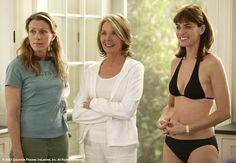 Erica Barry(Diane Keaton), Maren (Amanda Peet), & Aunt Zoe (Frances McDormand) ~