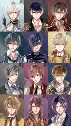 I have decided to create a picture book of the game Ikemen Vampire! I hope you guys enjoy this book as much as I do! Dark Anime Guys, Cool Anime Guys, Handsome Anime Guys, Cute Anime Boy, Anime Couples Manga, Manga Anime, Hot Anime, Anime Hair, Anime People