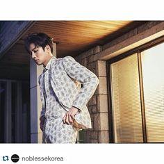 2016.04.29 Ji Chang Wook photoshoot  #Repost @noblessekorea with @repostapp ・・・ Korean Actor, Ji Chang Wook  #노블레스 #노블레스맨 #지창욱 #기황후 #에트로 #Noblesse #NoblesseMEN #jichangwook #korea #etro