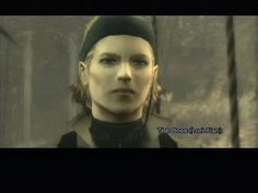 The Boss (Metal Gear Solid 3). A woman is the most LEGENDARY character in the entire Metal Gear Series. Taught Big Boss everything he knows.