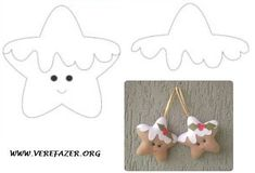how to make 100 Felt Christmas Ornaments with Molds for Christmas Decoration Discover here Felt Crafts for Christmas .Learn how to make 100 Felt Christmas Ornaments with Molds for Christmas Decoration Discover here Felt Crafts for Christmas . Christmas Ornament Template, Christmas Ornament Crafts, Christmas Templates, Christmas Sewing, Felt Ornaments, Christmas Projects, Felt Crafts, Christmas Diy, Christmas Crafts