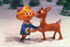 """""""Rudolph the Red-Nosed Reindeer"""" (7 p.m. Dec. 2, CBS): This charming tale about the young misfit deer with the glowing nose who eventually becomes indispensable to Santa Claus on a snowy Christmas night remains timeless in an age that we celebrate our differences. Burl Ives voices Sam the Snowman, and the musical score from Johnny Marks continues to enchant."""