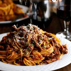 Looking for Fast & Easy Beef Recipes, Main Dish Recipes, Pasta Recipes! Recipechart has over 5,000 free recipes for you to browse. Find more recipes like Slow Cooked Shredded Beef Ragu Pasta.