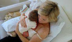 Posições e dicas para fazer o bebê arrotar mais fácil.