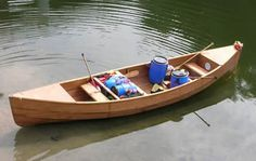 Open Canoes over 17'