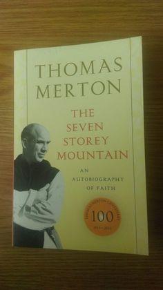 #thomasmerton #spirituality #books The Seven Storey Mountain, Thomas Merton, Spirituality Books, Faith, Loyalty, Believe, Religion