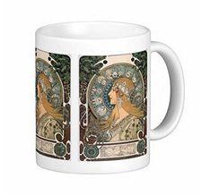 ミュシャ 『 黄道12宮 』のマグカップ:フォトマグ 熱帯スタジオ http://www.amazon.co.jp/dp/B01254PK4O/ref=cm_sw_r_pi_dp_a55Rvb171ZN30