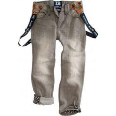 Z8 kids - Jeans Vince grey denim